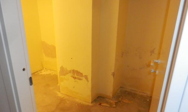 mura con umidità di risalita