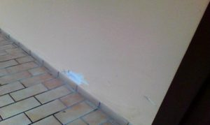 umidità di risalita nelle pareti