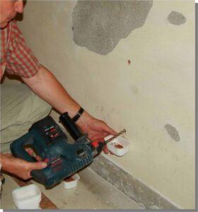 umidità di risalita - grado igrometrico dei muri
